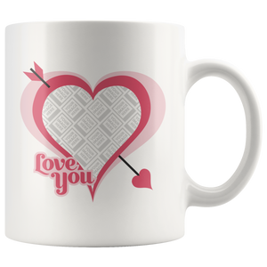 Valentine's Day Personalized Mug