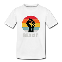 Resist Tee Youth - white