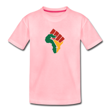 African Colors Fist (Youth) - pink