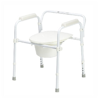 Delta T14 Folding Commode