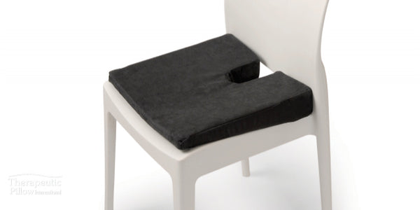 Angled Coccyx Wedge Cushion