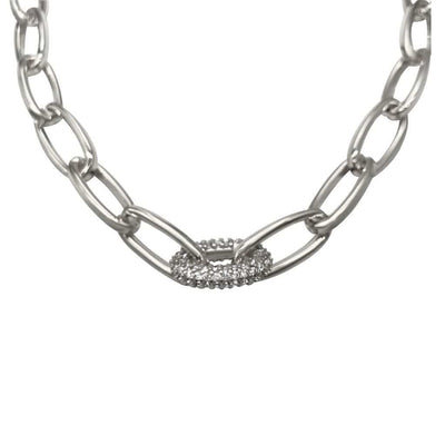 Berlin Necklace - Silver