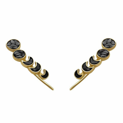 Panther Ear Climbers: Black Diamond Moon Phases