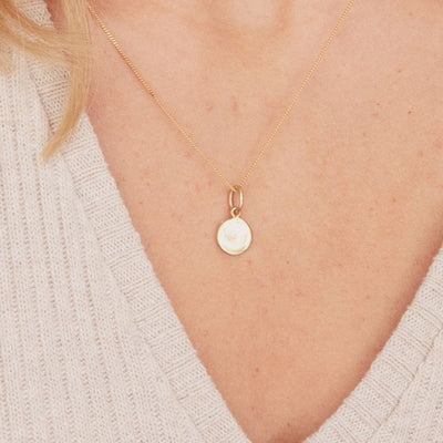 London Layering Necklace - Gold