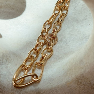 Berlin Necklace - Gold