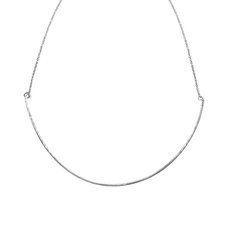 Melbourne Necklace Choker - 925 Sterling Silver