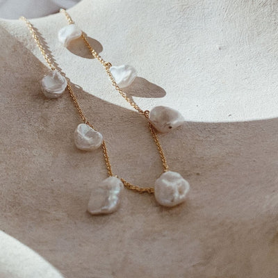 Paris Pearls Necklace - Limited Edition