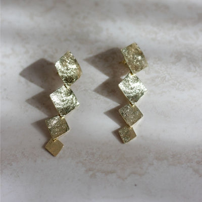 Madonna Earrings - Gold