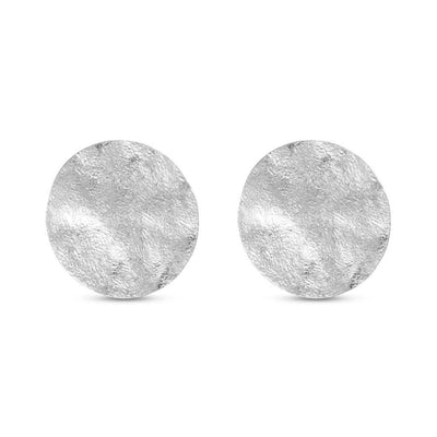 New York Earrings - Silver