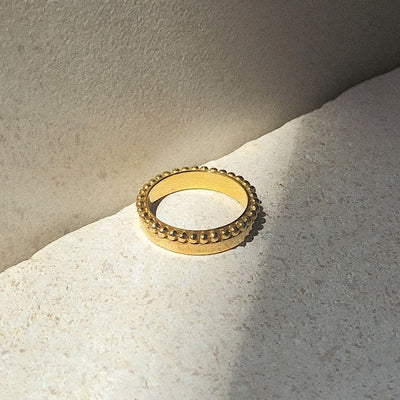 Saturn Ring - Gold