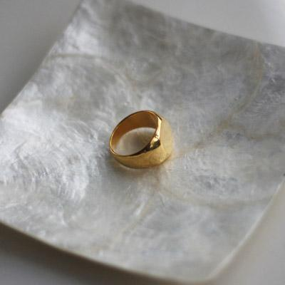 Sicily Ring - 18k Gold Plated