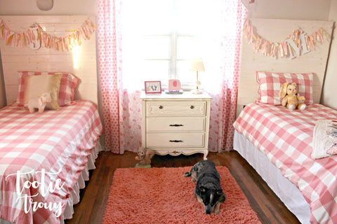 Fantastic Big Girl Beds Tootie Trouy Home Download Free Architecture Designs Grimeyleaguecom