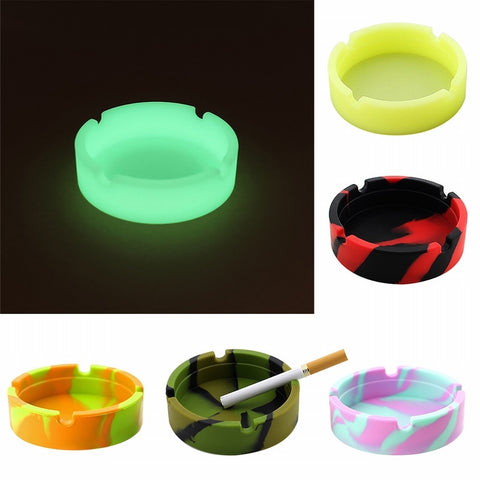 Glow-In-The-Dark Ashtray