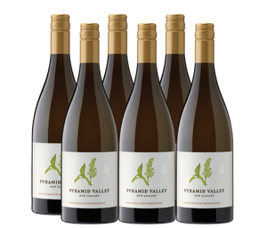 6 Bottle Case of 2018 Marlborough Chardonnay