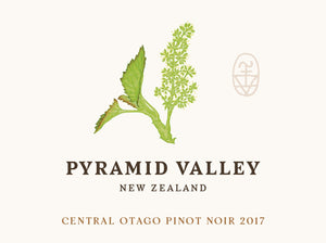 2017 Pyramid Valley Central Otago Pinot Noir