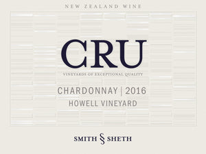 2016 Howell Vineyard Chardonnay