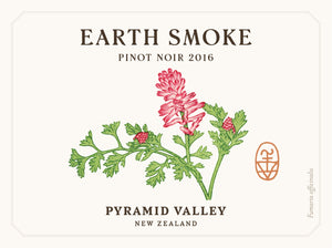 2016 Pyramid Valley Earth Smoke Pinot Noir