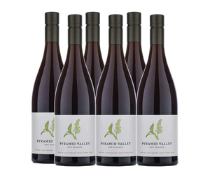 6 Bottle Case of 2018 North Canterbury Pinot Noir