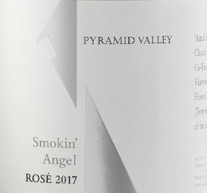 2017 Pyramid Valley Smokin' Angel Rosé Pinot Noir Magnum (1.5L)