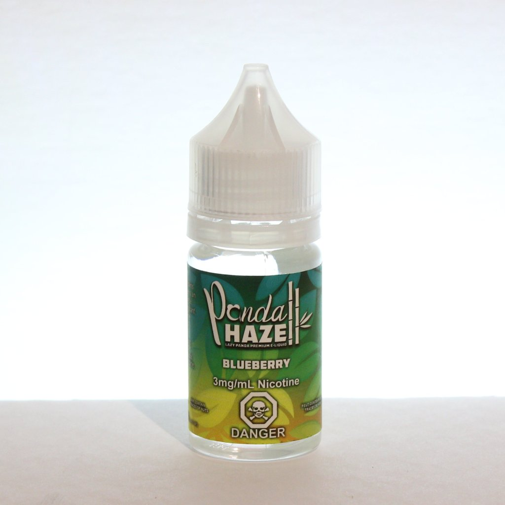 Blueberry Panda Haze™ E-Liquid