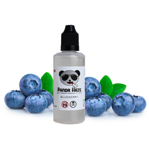 Blueberry Panda Haze E-Liquid - Lazy Panda