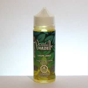 Grape Juice Panda Haze™ E-Liquid