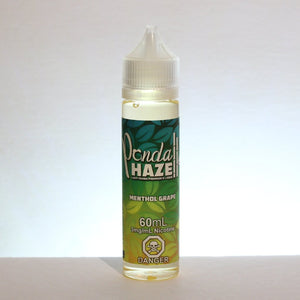 Menthol Grape Panda Haze™ E-Liquid