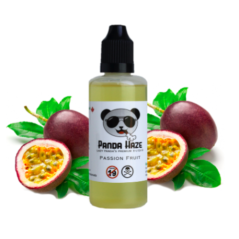 Passion Fruit Panda Haze E-Liquid - Lazy Panda