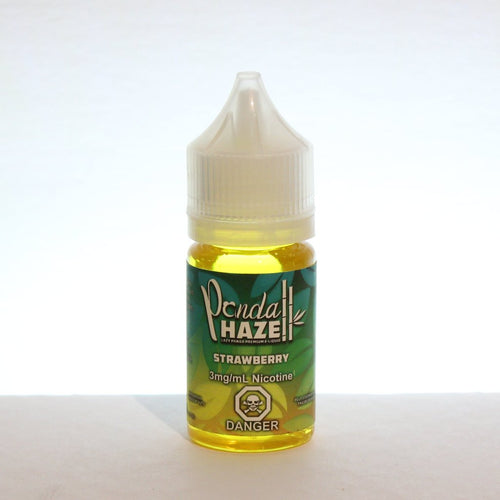Strawberry Panda Haze™ E-Liquid