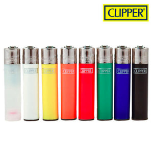 Clippers Refillable Lighters