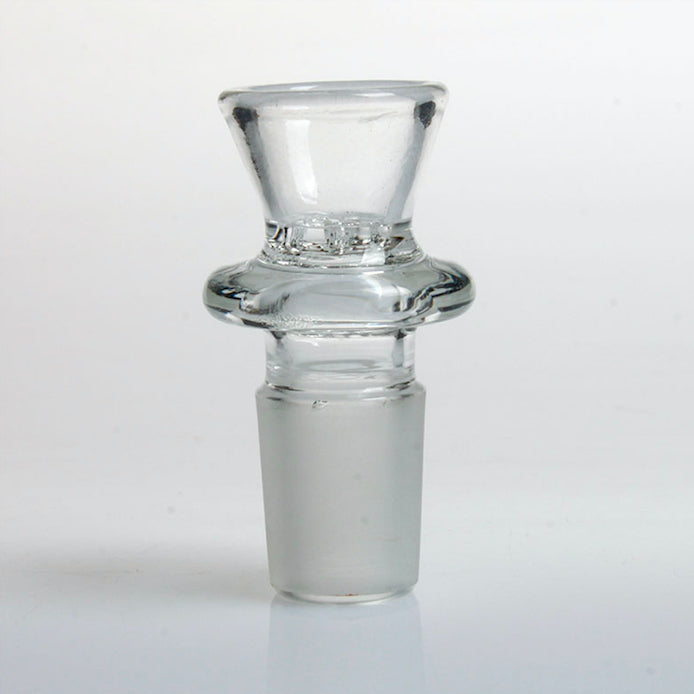 Glass Bowl With Honeycomb Filter