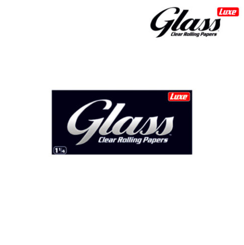 Glass Cellulose 1 1/4