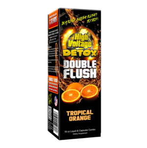 High Voltage Detox Double Flush Combo