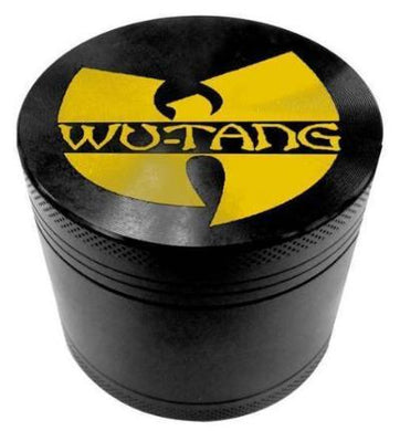 Wu-Tang Clan Licensed 4-Piece Herb Grinder