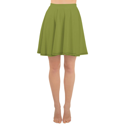 Skater Skirt Pepper Green.
