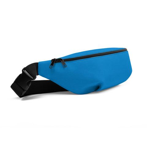 Fanny Pack Medium Blue.