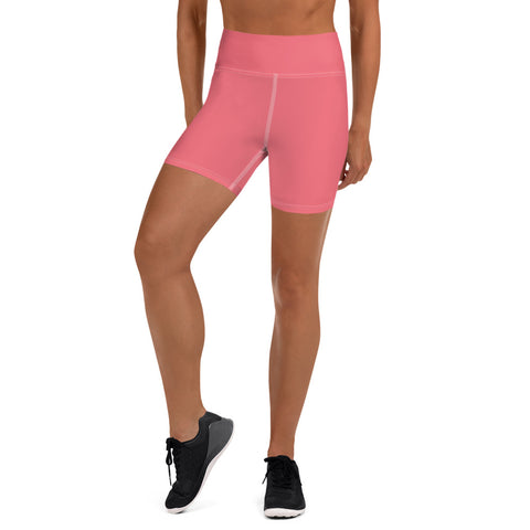 Yoga Shorts Fresh Pink.