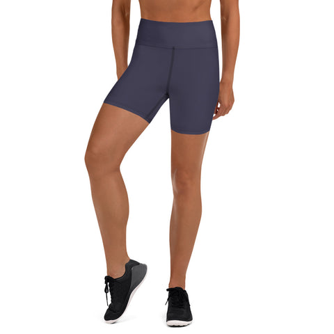 Yoga Shorts Eclipse Gray.