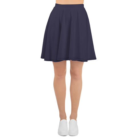 Skater Skirt Eclipse Gray.