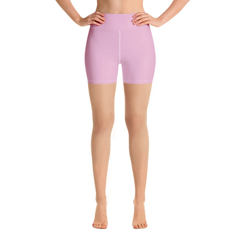 Yoga Shorts Sweet Pink.