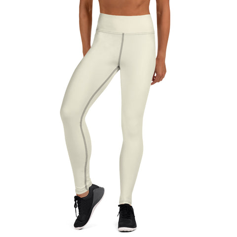 Yoga Leggings Sweet White.