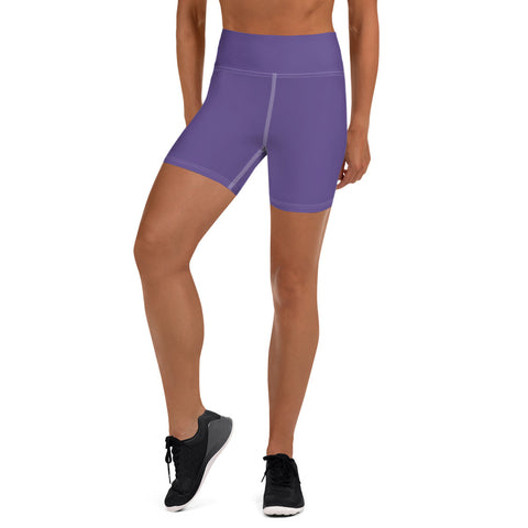 Yoga Shorts Ultra Violet.