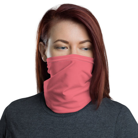 Neck Gaiter Fresh Pink.