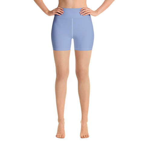 Yoga Shorts Serenity Blue.
