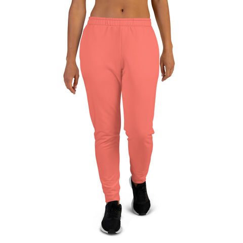 Women's Joggers Living Coral.