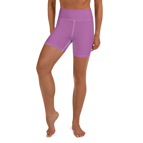 Yoga Shorts Radiant Violet.