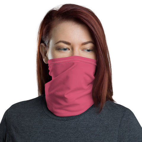 Neck Gaiter Honey Pink.