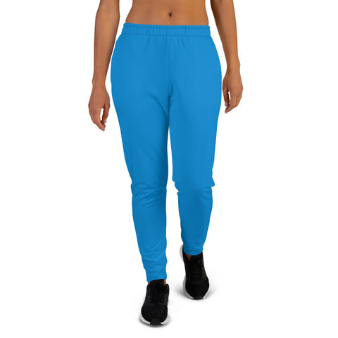 Women's Joggers Medium Blue.