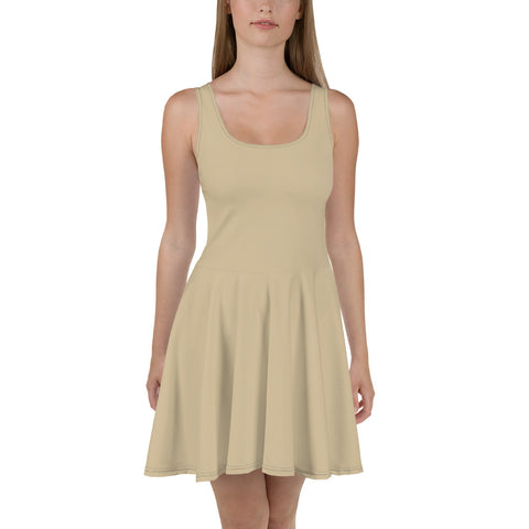 Skater Dress Soybean