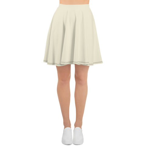 Skater Skirt  Sweet White